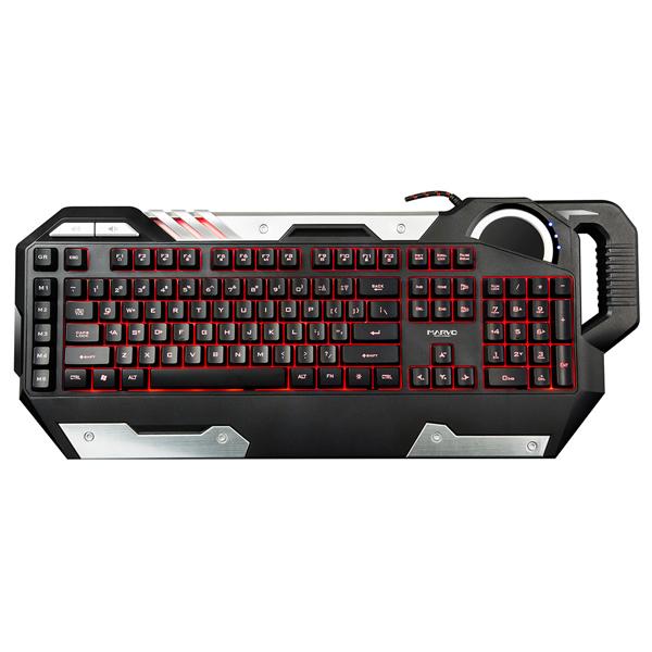 Tastatura gaming MARVO KG735, USB, negru
