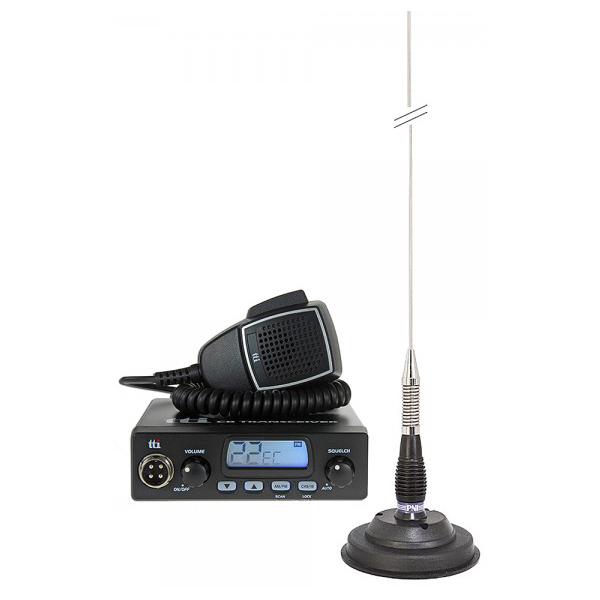 Pachet statie emisie-receptie TTI TCB550 + Antena PNI ML100