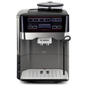 Espressor BOSCH VeroAroma 500 TES60523RW, 1.7l, 1500W, 19 bar, titaniu