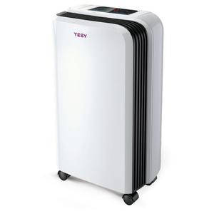 Dezumidificator de aer TESY DHF10CEL, 2l, alb - negru