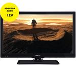 Televizor auto LED Full HD, 56cm, TELETECH LED22281