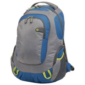 """Rucsac laptop HP F4F29AA, 15.6"""", textil, gri"""