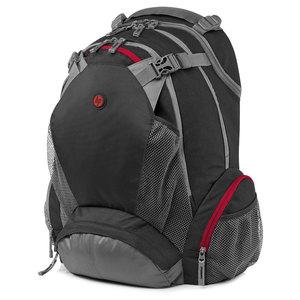 "Rucsac laptop HP F8T76AA, 17.3"", textil, negru-gri"