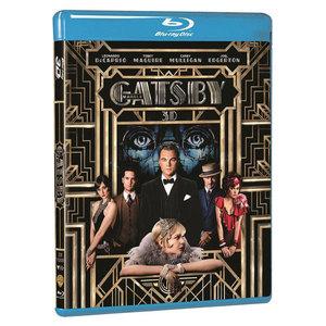 Marele Gatsby Blu-ray 3D