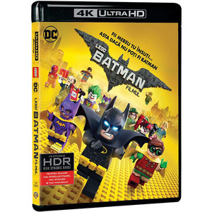 LEGO Batman Movie 4K UHD