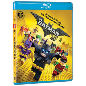 LEGO Batman Movie Blu-ray 3D