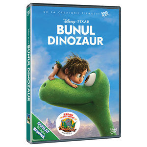Bunul dinozaur DVD
