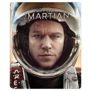Martianul Combo Steelbook 2D + 3D
