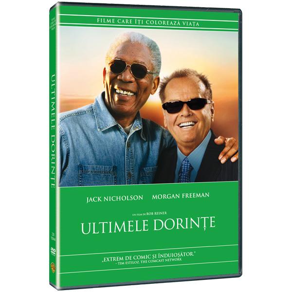 Ultimele dorinte DVD