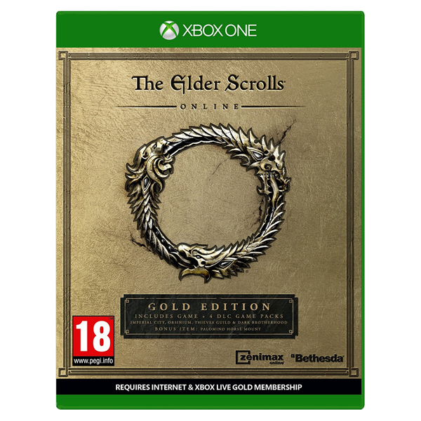 The Elder Scrolls Online: Gold Edition Xbox One