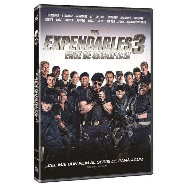 Eroi de sacrificiu 3 DVD