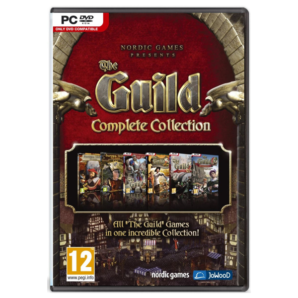 The Guild Complete Collection PC