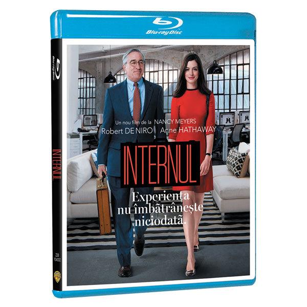 Internul Blu-ray