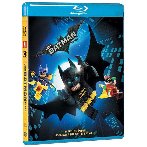 LEGO Batman Movie Blu-ray