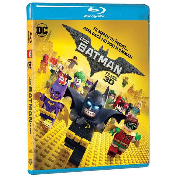 LEGO Batman Movie Blu-ray 3D