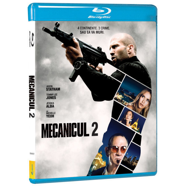 Mecanicul 2 Blu-ray
