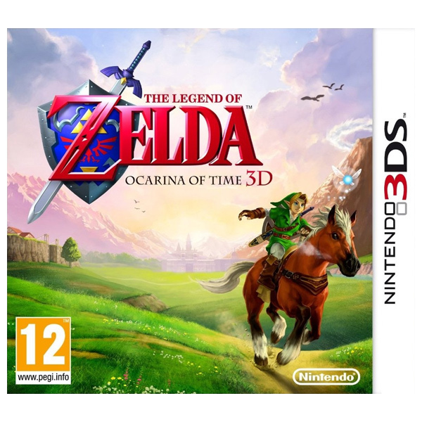 The Legend of Zelda: The Ocarina of Time 3DS