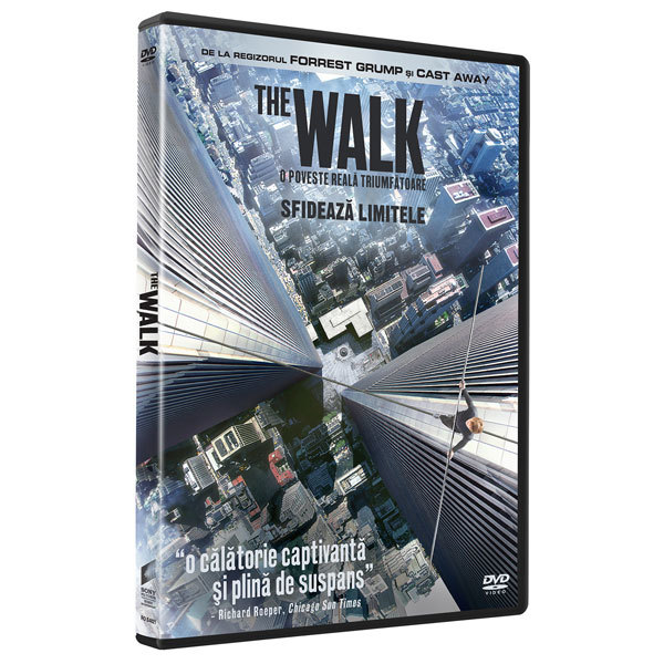 The Walk - Sfideaza Limitele DVD