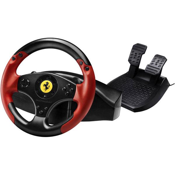 Volan gaming THRUSTMASTER Ferrari Red Legend Edition (PC, PS3)