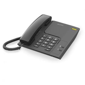 Telefon cu fir ALCATEL T26, negru