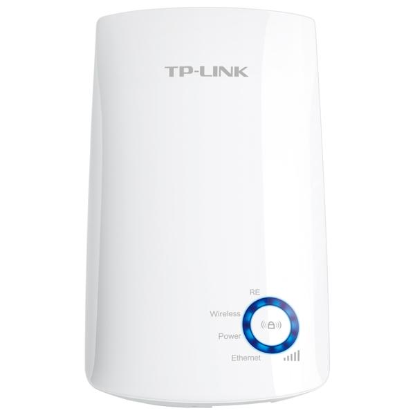 Wireless Range Extender N300 TP-LINK TL-WA850RE, 300 Mbps, Moduri RE/AP, alb