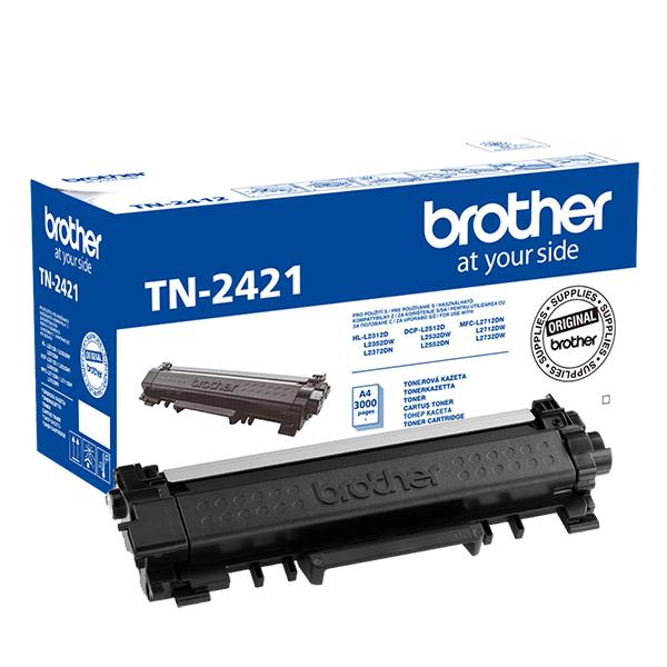 Toner BROTHER TN-2421, negru