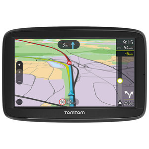 "Sistem de navigatie GPS TOMTOM Via 6.2 Traffic, 6"", Europa"