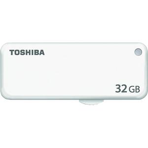 Memorie portabila TOSHIBA U203, 32GB, USB 2.0, alb