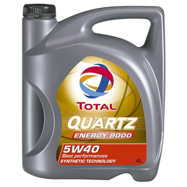 Ulei motor TOTAL Quartz 9000 Energy, 5W40, 4l