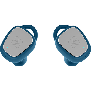 Casti PROMATE TrueBlue-2, True Wireless Bluetooth, In-Ear, Microfon, albastru