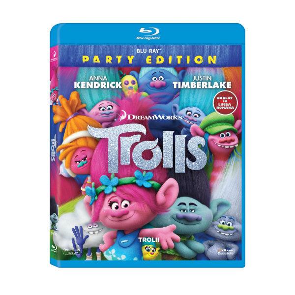 Trolii Blu-ray