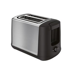 Prajitor de paine TEFAL Confidence TT340830, 850W, negru