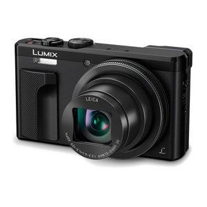 Camera foto PANASONIC DMC-TZ80EP-K, 3 inch, filmare 4K, negru