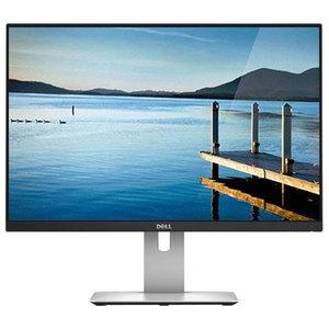"""Monitor LED IPS DELL U2415, 24.1"""", WUXGA, 60Hz, negru-gri"""