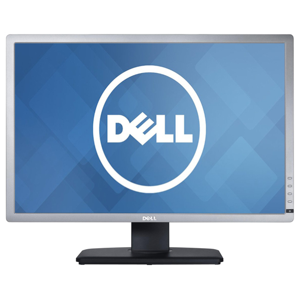 "Monitor LED IPS DELL UltraSharp U2412M-WHT, 24"", Full HD, 60Hz, alb"