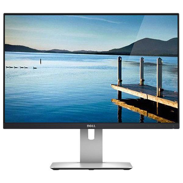 """Monitor LED IPS DELL U2415, 24.1"""", WUXGA, negru-gri"""