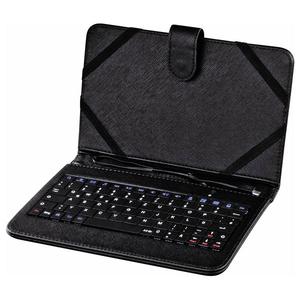 """Husa cu tastatura HAMA U6050468 pentru tableta de 8.0"""", negru"""