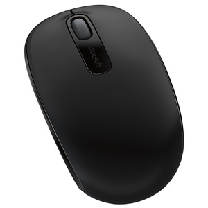Mouse Wireless MICROSOFT Mobile 1850, 1000 dpi, negru