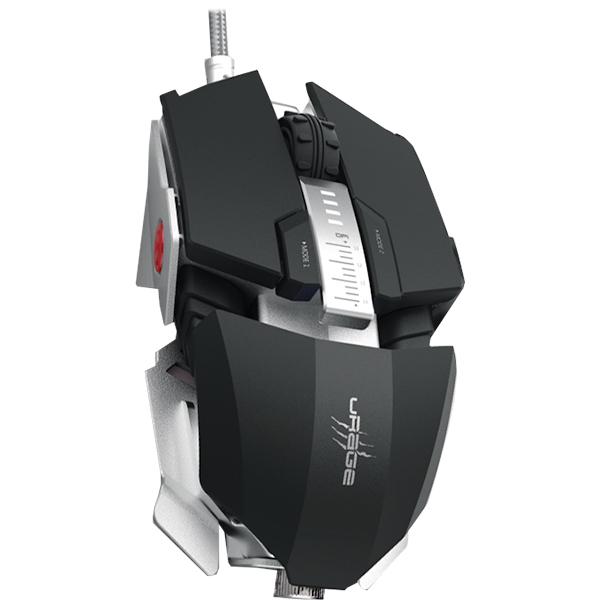Mouse Gaming HAMA uRage Morph² evo, 7000 dpi, negru