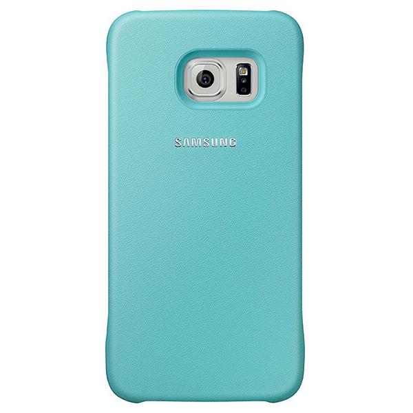 Carcasa pentru Samsung Galaxy S6, SAMSUNG EF-YG920BMEGWW, Mint