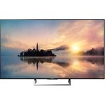 Televizor LED Smart Ultra HD, 108cm, 4K HDR, Argintiu, SONY KD43XE7077SAEP