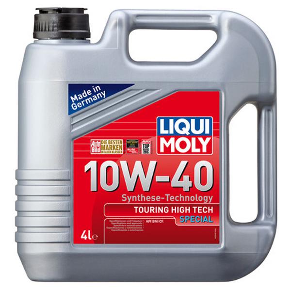 Ulei motor LIQUI MOLY Touring High Tech 2561, 10W40, 4l