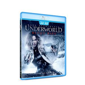 Lumea de dincolo - Razboaie sangeroase Blu-ray 3D