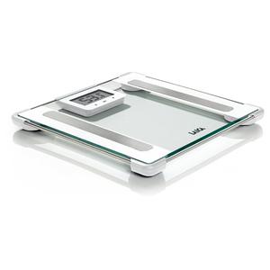 Cantar de persoane LAICA PS5010, 150 kg, sticla, argintiu