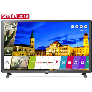 Televizor LED Smart LG 32LK6100PLB, Full HD, WebOS, 80cm