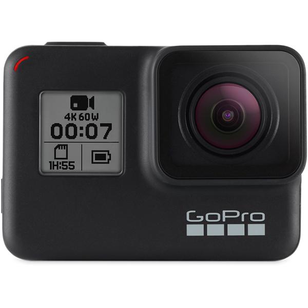 Camera video sport GoPro HERO7, 4K, Wi-Fi, GPS, Black
