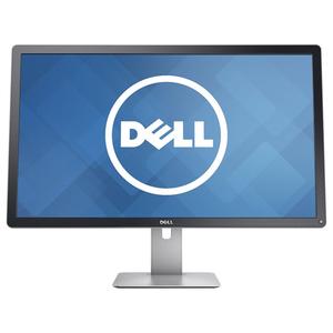 "Monitor LED IPS DELL UltraSharp UP3216Q, 31.5"", Ultra HD 4K cu PrimierColor, negru-gri"