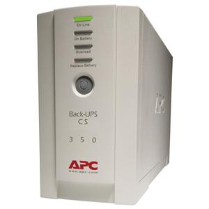 Unitate UPS APC BK350EI, 350VA, IEC