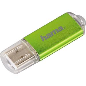 Memorie portabila HAMA Laeta 104300, 64GB, verde