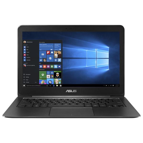 "Laptop ASUS Zenbook UX305CA-FC004T, Intel® Core™ m3-6Y30 pana la 2.2GHz, 13.3"" Full HD, 4GB, 128GB, Intel® HD Graphics 515, Windows 10"